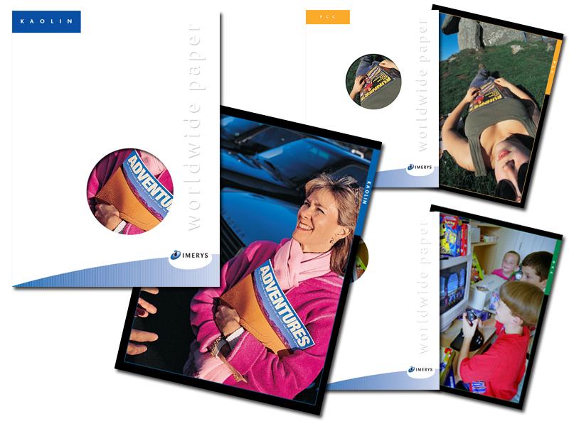 Imerys Print Brochures
