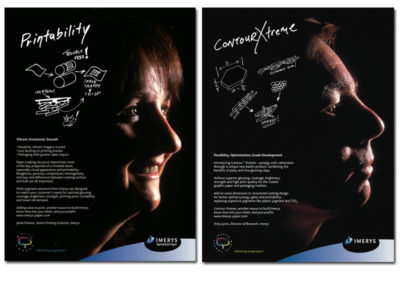 Imerys Print Magazine Advertising