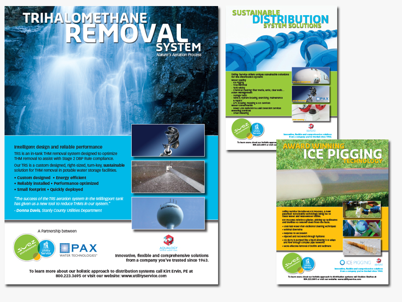 USCI Print Magazine Advertising