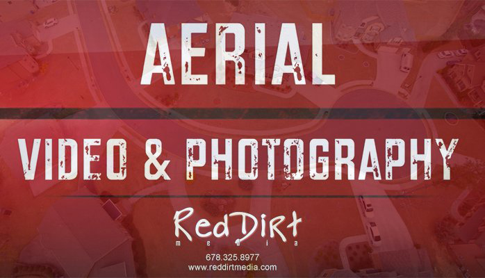 Red Dirt Media Aerial 4K Video and Photography