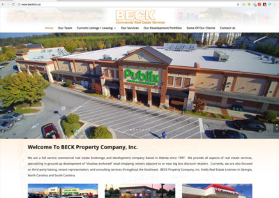 Beck Inc. Properties