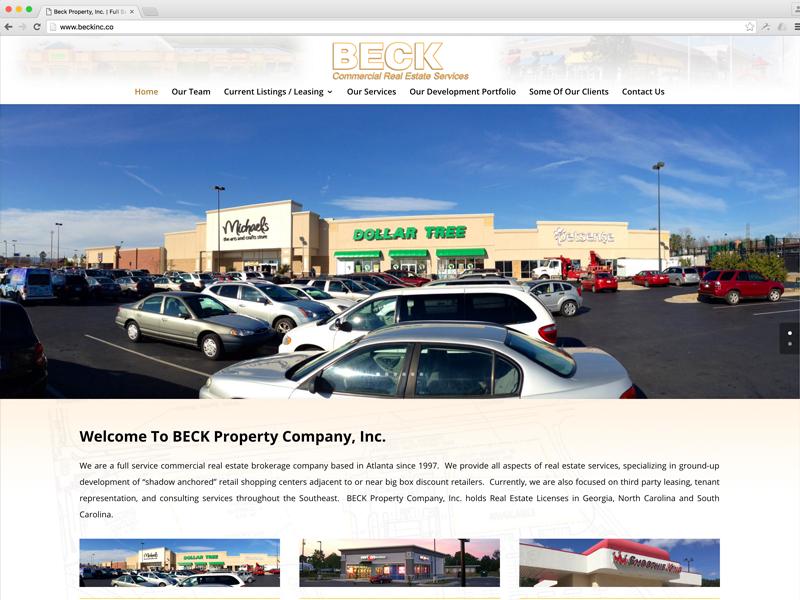 Beck Inc. Properties