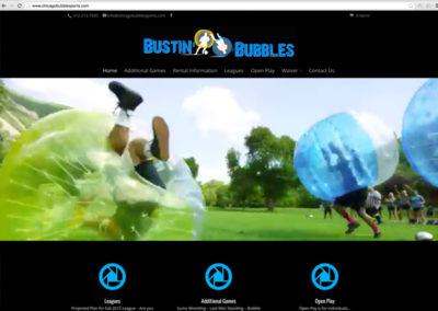 Bustin Bubbles