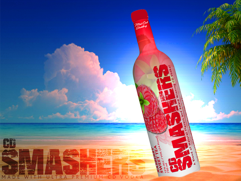 CD Vodka Smashers