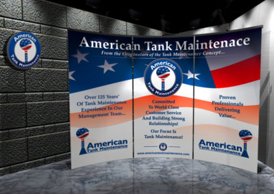American Tank Maintenance Trade Show Display