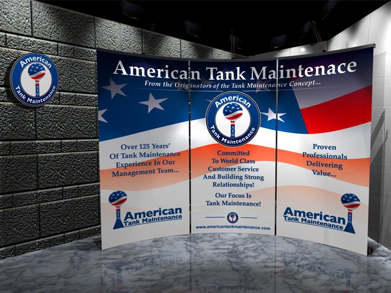 American Tank Maintenance Trade Show Display