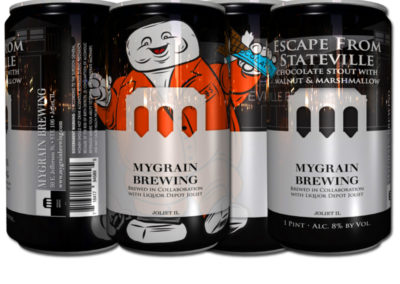 My Grain Brewing: Escape From Stateville – Joliet IL