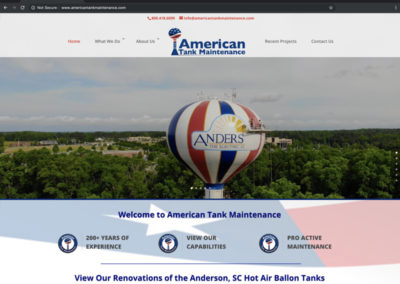 American Tank Maintenance Website