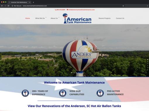 American Tank Maintenance Website