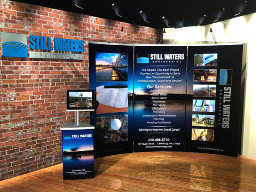 Still Waters Engineering Expo Booth